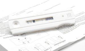 False negative pregnancy test