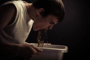black vomit causes